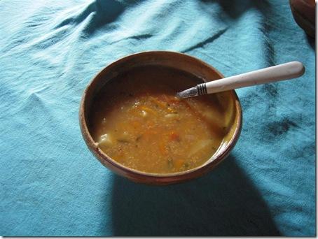Zupa z quinoa